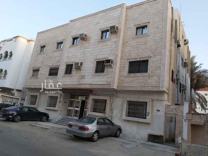 عمارة للإيجار في شارع غوث بن سليمان ، حي الصفا ، جدة ، جدة