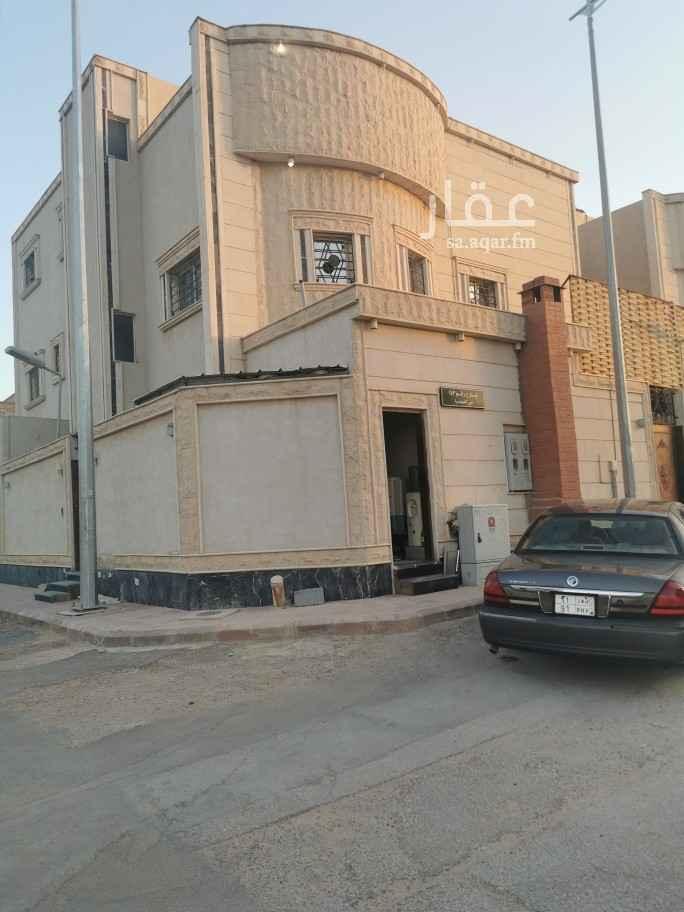 دور للإيجار في شارع محمد عبدالله البرقي ، حي المونسية ، الرياض ، الرياض