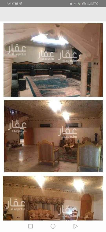 فيلا للبيع في شارع ابي احمد البناء ، حي الخزامى ، الرياض
