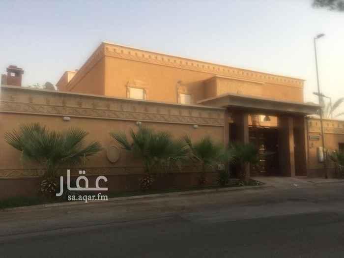 فيلا للبيع في شارع عبدالرحمن الفرضي ، حي الربوة ، الرياض ، الرياض