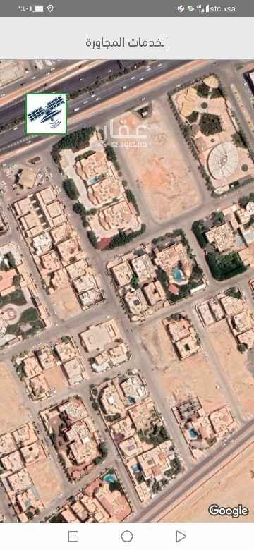 أرض للبيع في شارع وجده ، حي المحمدية ، الرياض ، الرياض