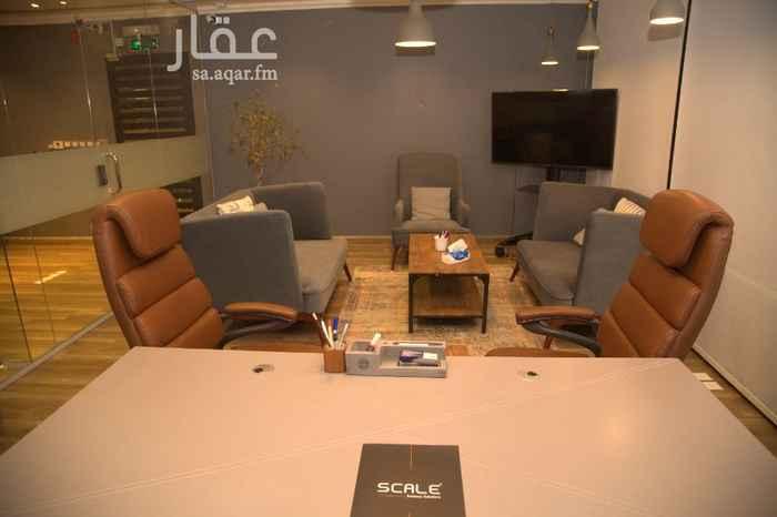 مكتب تجاري للإيجار في شارع قناة السويس ، حي العقيق ، الرياض ، الرياض