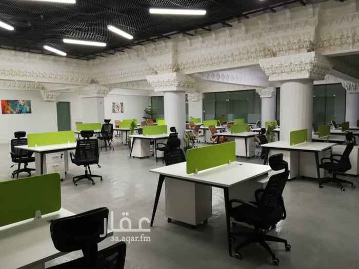 مكتب تجاري للإيجار في طريق الثمامة ، حي الصحافة ، الرياض ، الرياض