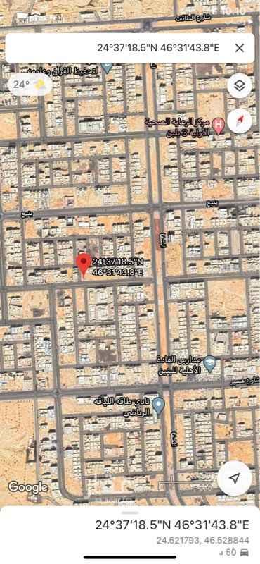 أرض للبيع في شارع المعمورة ، حي ظهرة لبن ، الرياض ، الرياض