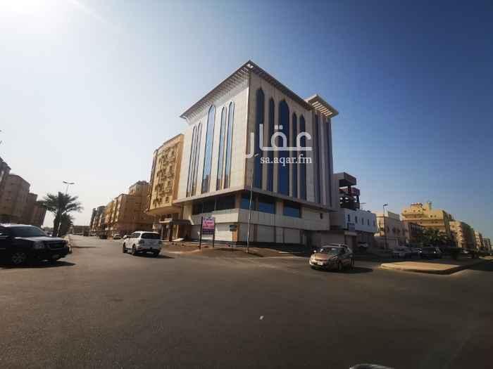 عمارة للإيجار في شارع حمزه البركاني ، حي المروة ، جدة