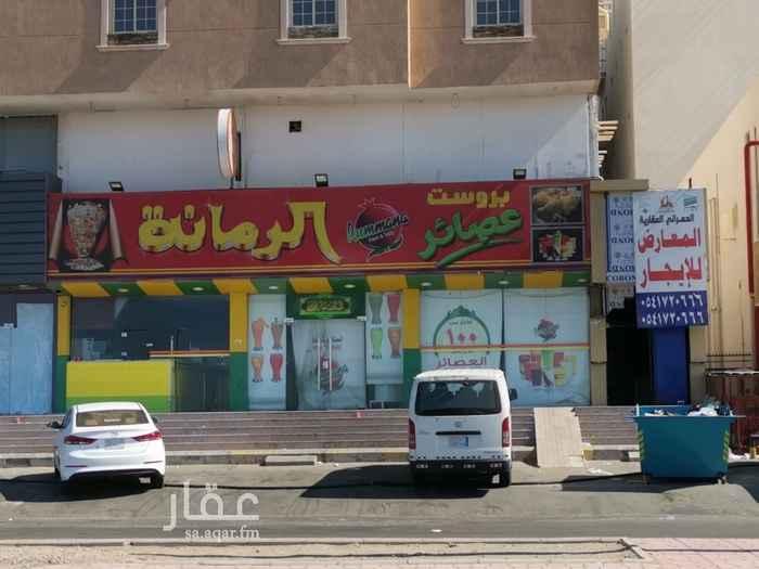 محل للإيجار في حي المروة ، جدة ، جدة