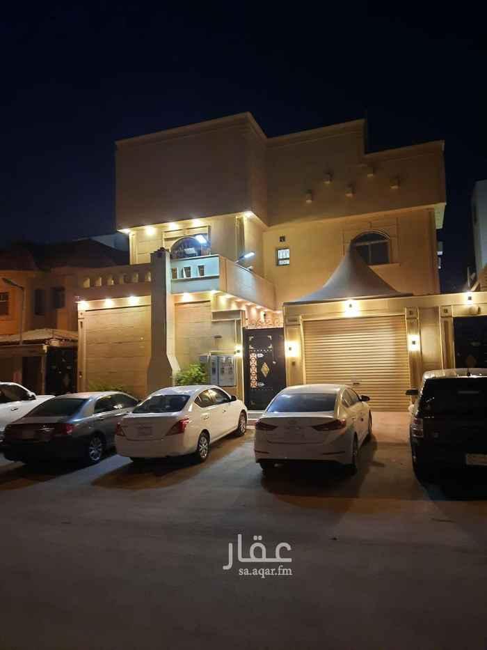 فيلا للبيع في شارع الغيلانة ، حي اشبيلية ، الرياض ، الرياض