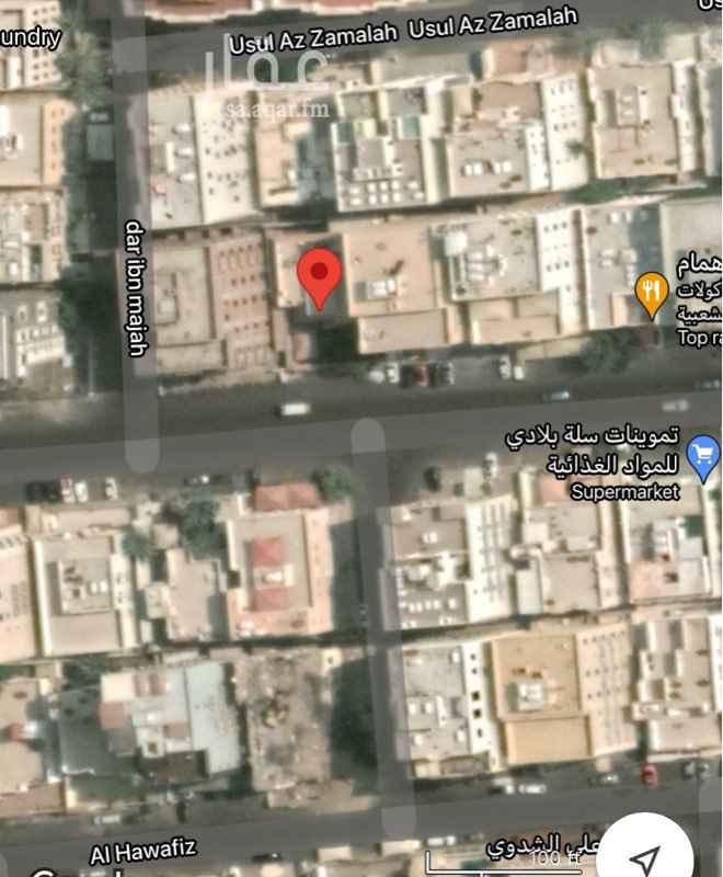 عمارة للبيع في شارع التامين ، حي النهضة ، جدة ، جدة