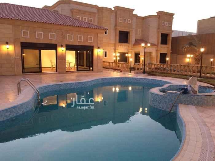 فيلا للبيع في شارع معان ، حي حطين ، الرياض
