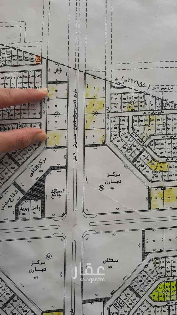 أرض للبيع في شارع حمود بن ناصر بن عمر ، حي القيروان ، الرياض ، الرياض