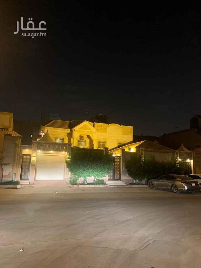 فيلا للبيع في شارع البطاني الشرقي ، حي الحمراء ، الرياض ، الرياض