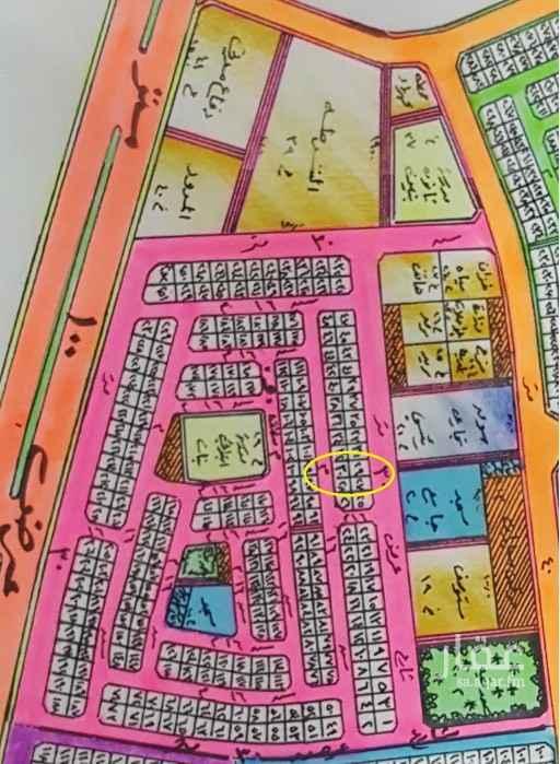 أرض للبيع في شارع 40 ا ، حي النور ، الدمام ، الدمام