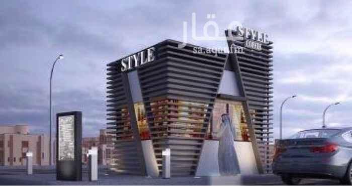 محل للإيجار في حي الملقا ، الرياض
