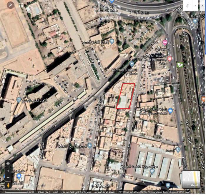 أرض للبيع في شارع جندب بن عمار ، حي الوشام ، الرياض ، الرياض