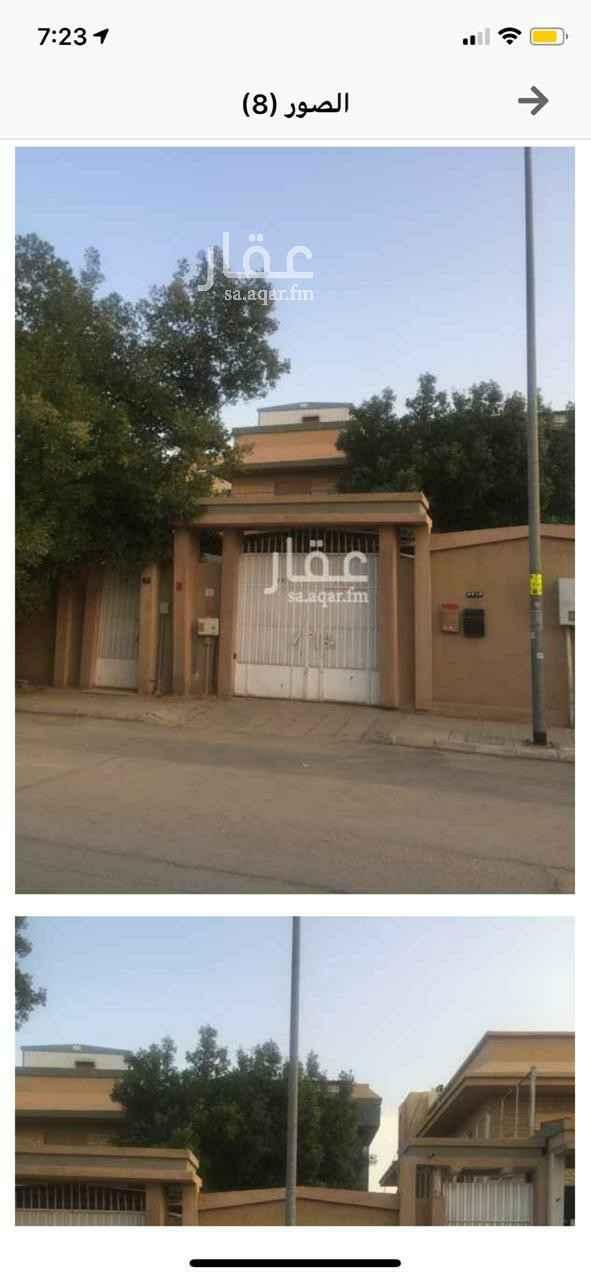 فيلا للبيع في شارع الجوفاء ، حي الربوة ، الرياض ، الرياض