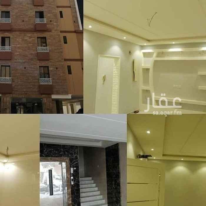 شقة للبيع في طريق الامير متعب بن عبدالعزيز ، حي المروة ، جدة