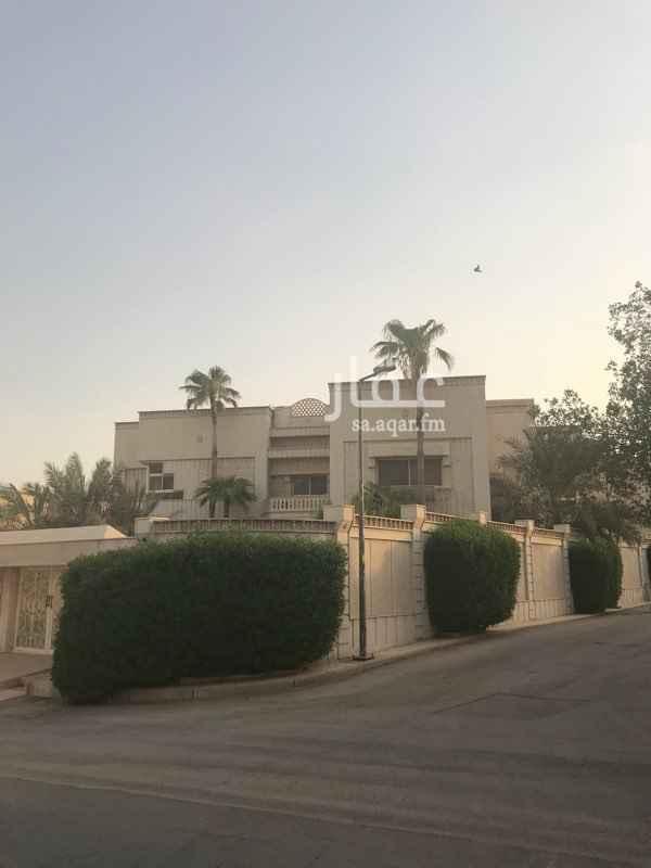 فيلا للبيع في شارع الشيخ عبدالعزيز الشتري, المعذر الشمالي, الرياض