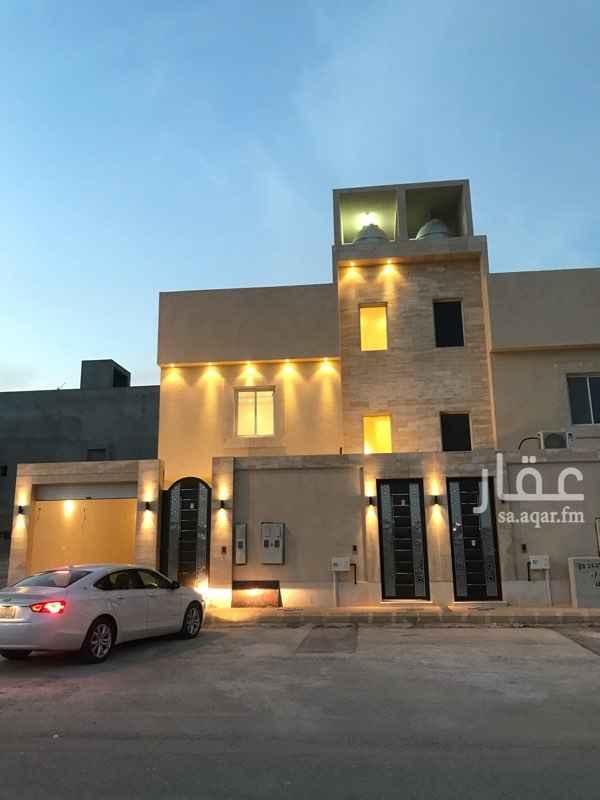 دور للإيجار في شارع محمد المنوفي ، حي النرجس ، الرياض ، الرياض