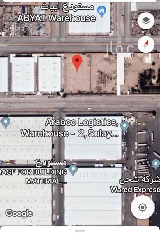 أرض للبيع في السلي, الرياض