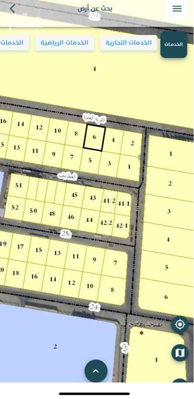 أرض للبيع في شارع الدوح ، حي الصواري ، الخبر ، الخبر