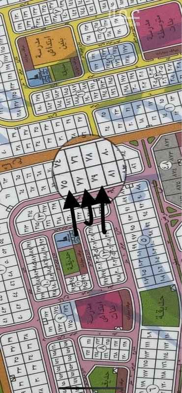 أرض للبيع في شارع 15ب ، حي اللؤلؤ ، الخبر ، الخبر