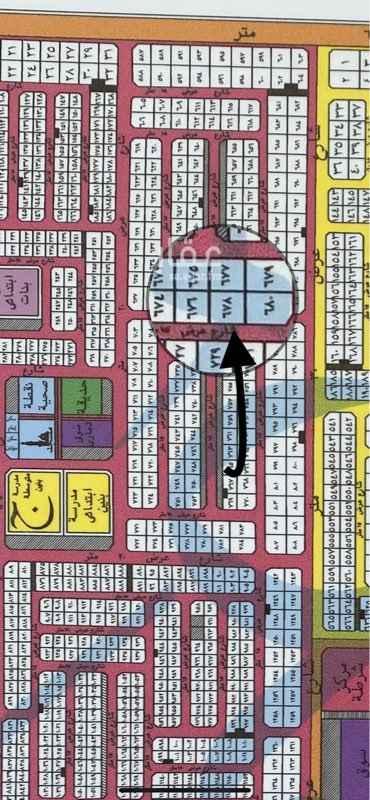 أرض للبيع في شارع الوفاق ، حي الصواري ، الخبر ، الخبر