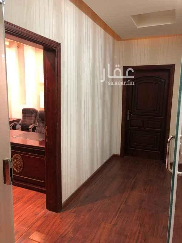 مكتب تجاري للإيجار في شارع المصعب بن حثامه ، حي الاسكان ، المدينة المنورة ، المدينة المنورة
