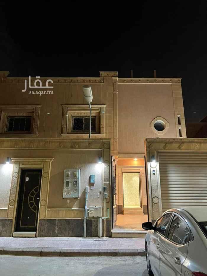 دور للإيجار في حي ، شارع اليمانية ، حي الصحافة ، الرياض ، الرياض