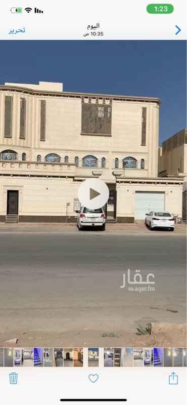 فيلا للبيع في شارع ابراهيم البرهان ، الرياض