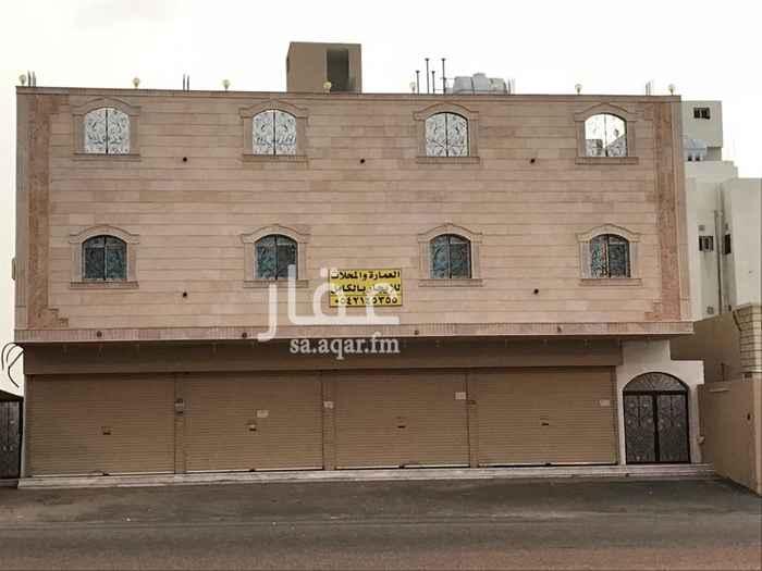 عمارة للإيجار في حي الراشدية ، مكة