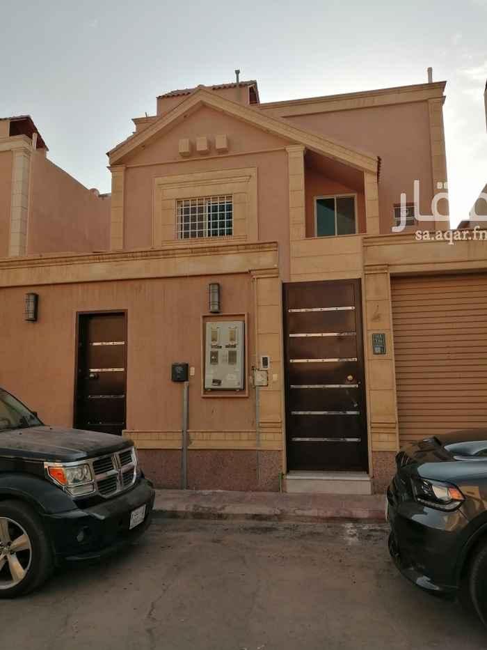 دور للإيجار في شارع المحمدي ، حي الوادي ، الرياض