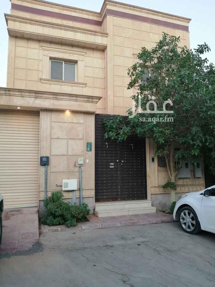 دور للإيجار في شارع المشيرفه ، حي الوادي ، الرياض