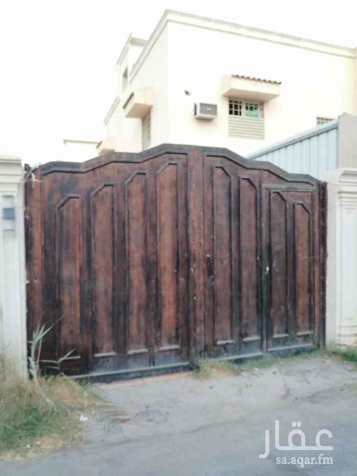 دور للإيجار في شارع المرفق ، حي الوادي ، الرياض