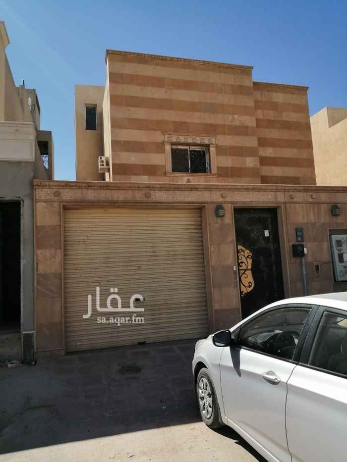 دور للإيجار في شارع المضاف ، حي الوادي ، الرياض ، الرياض