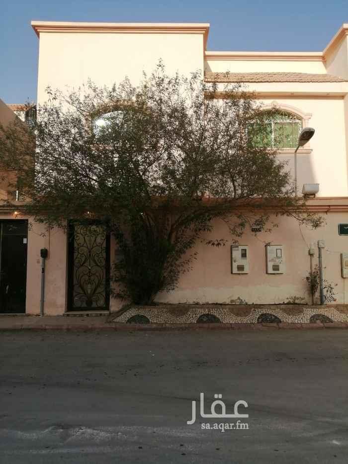 فيلا للإيجار في شارع المسراب ، حي الوادي ، الرياض ، الرياض