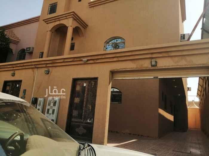 دور للإيجار في شارع المصياد ، حي الوادي ، الرياض ، الرياض