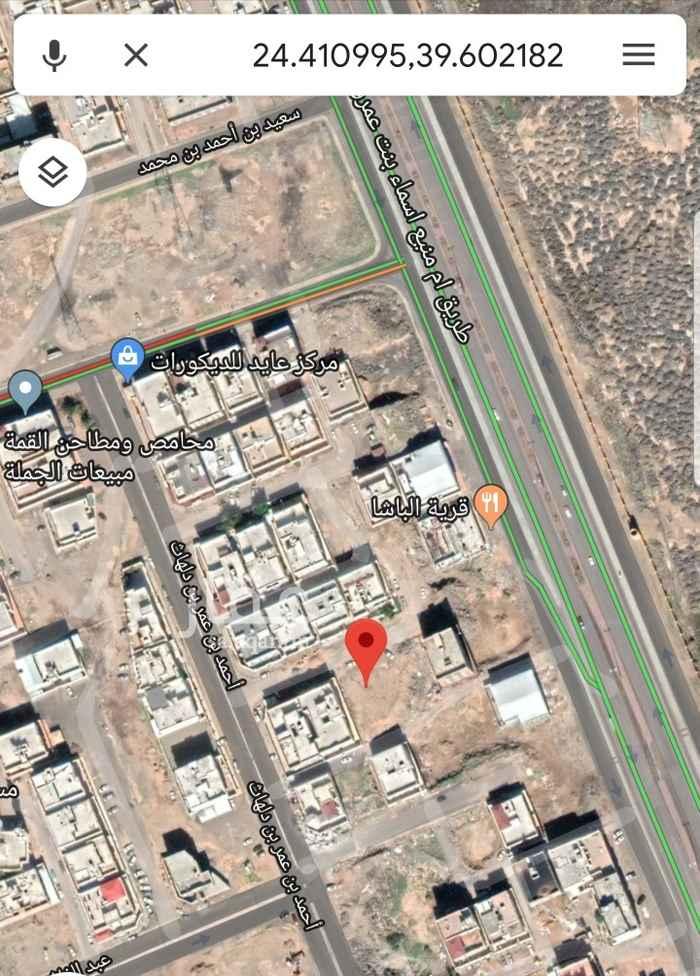 أرض للبيع في شارع علي بن عمر القزويني ، حي الرانوناء ، المدينة المنورة ، المدينة المنورة
