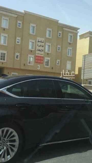 شقة للإيجار في شارع القلم ، حي الربيع ، الرياض