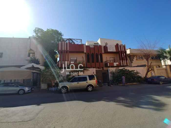 عمارة للبيع في شارع احمد المعيدي ، حي النهضة ، جدة ، جدة