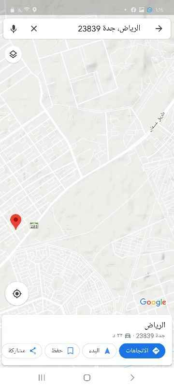 أرض للبيع في حي طيبة ، جدة ، جدة