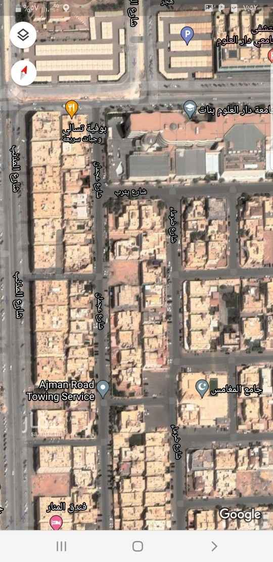 أرض للبيع في شارع لاهور ، حي الفلاح ، الرياض ، الرياض