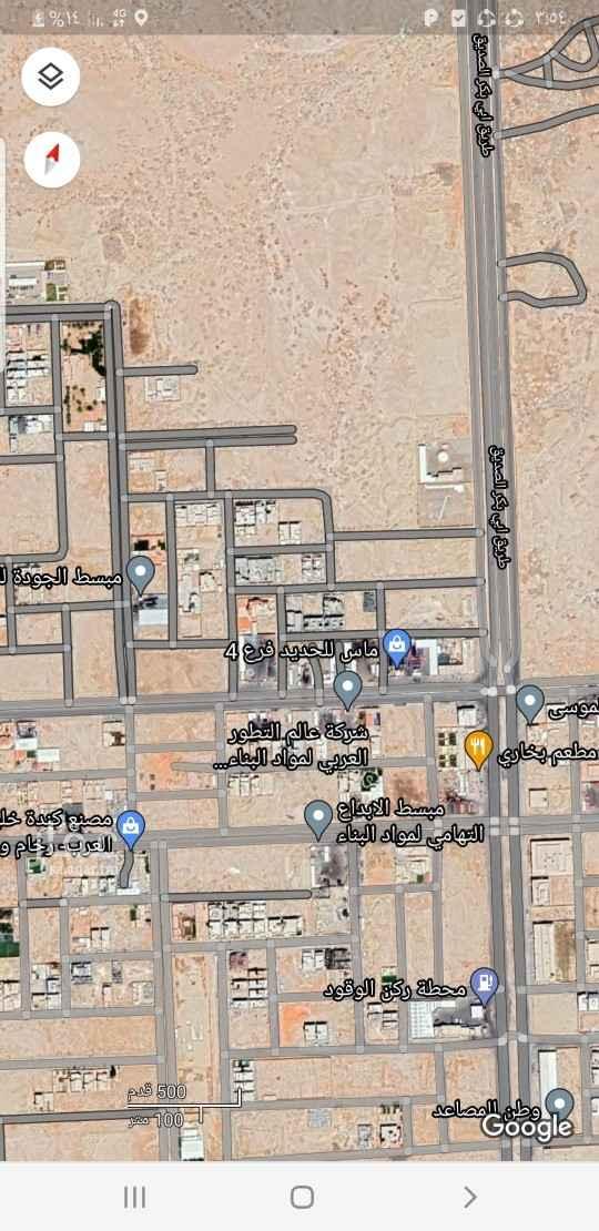 أرض للبيع في شارع اسماء بنت مالك ، حي العارض ، الرياض ، الرياض