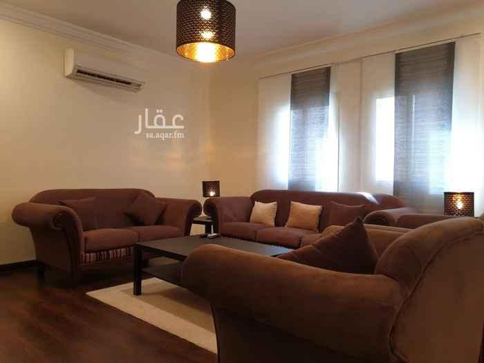 شقة للإيجار في شارع ابو سعاد الجهني ، حي الزهراء ، جدة ، جدة