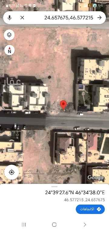 أرض للبيع في شارع حبيل ، حي ظهرة لبن ، الرياض
