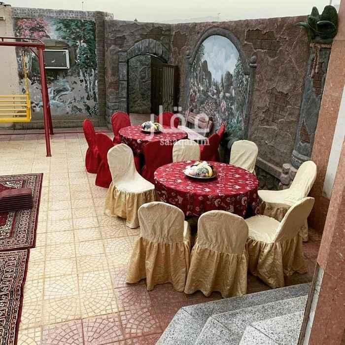 استراحة للإيجار في شارع خالد بن عقبة القرشي ، حي الملك فهد ، المدينة المنورة ، المدينة المنورة