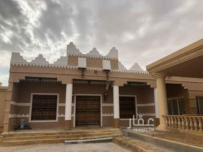 استراحة للبيع في شارع روضة دعمي ، حي مطار الملك خالد الدولي ، الرياض ، الرياض