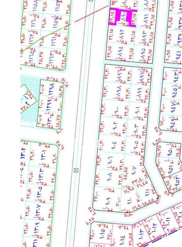 أرض للبيع في حي الشرفية ، أبها