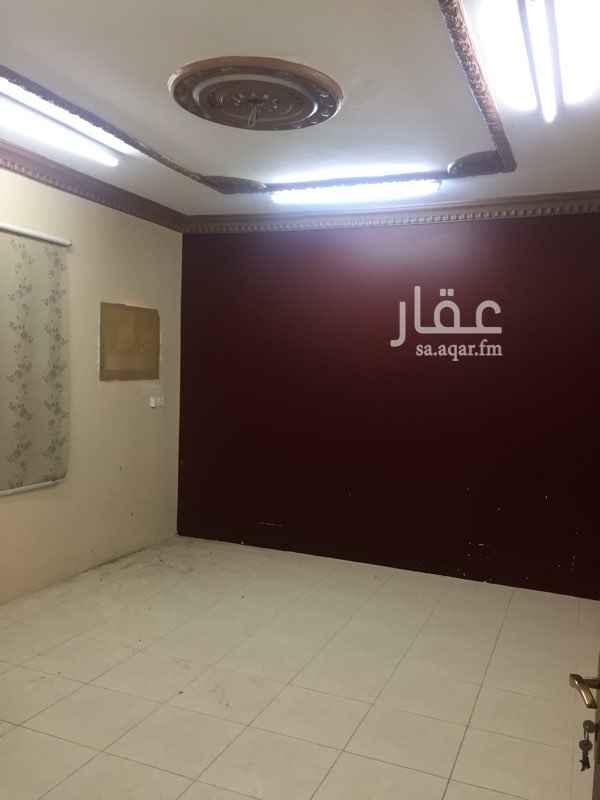 شقة للإيجار في شارع اسماعيل بن نصرالله ابن عساكر ، حي السكة الحديد ، المدينة المنورة