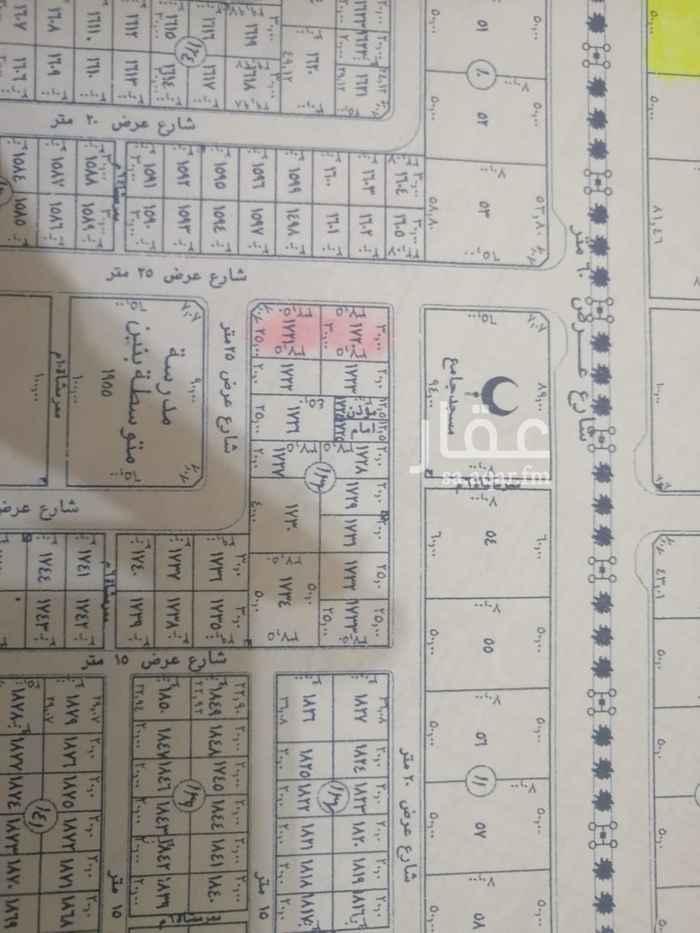 أرض للبيع في حي ، شارع حبيب بن عوف العبدي ، حي القيروان ، الرياض
