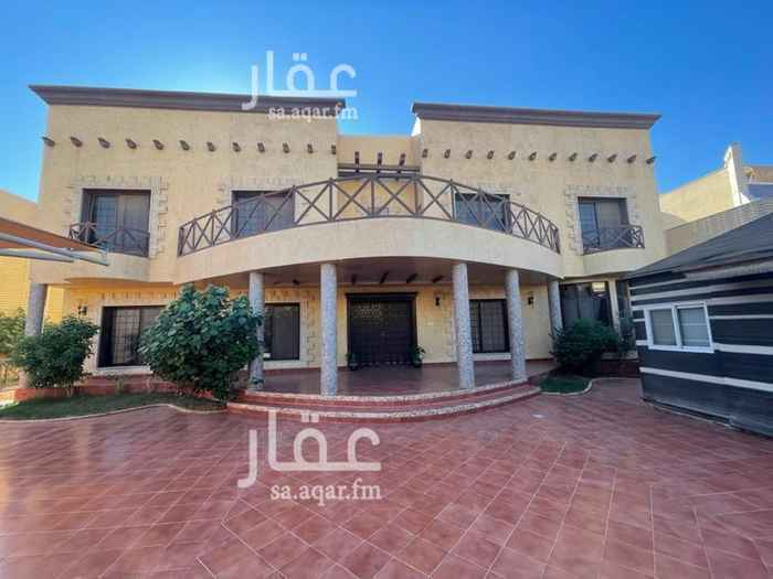 فيلا للبيع في شارع البشائر ، حي الحمراء ، الرياض